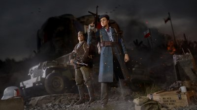Call of Duty: WWII – DLC The Resistance вышло на PC и Xbox One