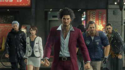 Дата релиза Yakuza: Like a Dragon на PS5 на Западе