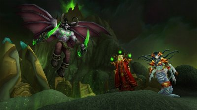 Дата запуска World of Warcraft: Burning Crusade Classic