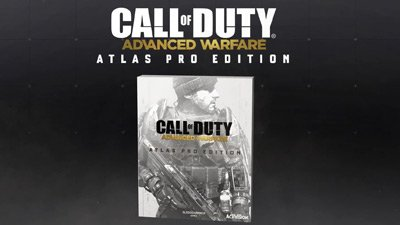 Демонстрация Atlas Pro Edition для Call of Duty: Advanced Warfare