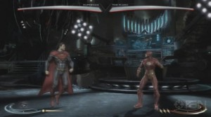Демонстрация геймплея Injustice: Gods Among Us с EVO 2012