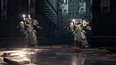 Демонстрация геймплея Space Hulk: Deathwing