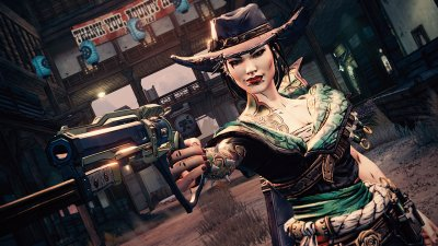 Детали DLC Bounty of Blood: A Fistful of Redemption для Borderland 3