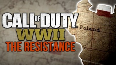 Детали DLC The Resistance для Call of Duty: WWII