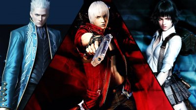 Devil May Cry HD Collection – бесплатная DMC1 от Twitch