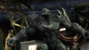 Думсдэй в Injustice: Gods Among Us