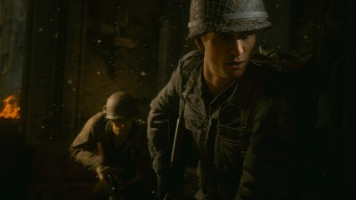 Два новых минитрейлера Call of Duty: WWII