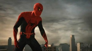 E3-трейлер Amazing Spider-Man: The Game