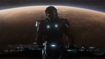 EA начинают тизерить Mass Effect Andromeda перед Днем N7