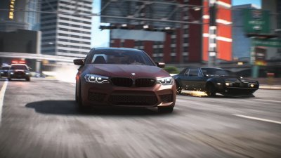 EA представила BMW M5 для Need For Speed Payback