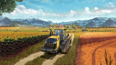Farming Simulator 19 – на сенокос в ноябре