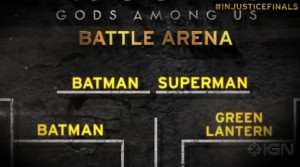 Финал Injustice: Gods Among Us Battle Arena