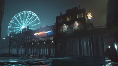 GeForce RTX в Vampire: The Masquerade - Bloodlines 2