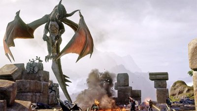 Геймплей Dragon Age: Inquisition с E3 2014