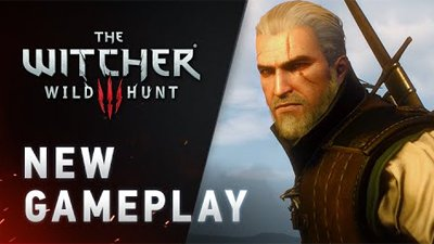 Геймплей The Witcher 3: Wild Hunt с PAX East