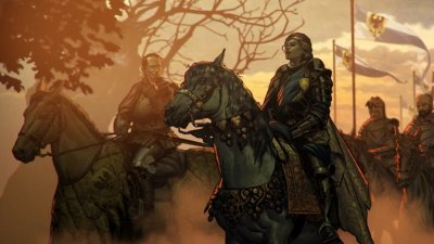 Геймплей трейлер Thronebreaker: The Witcher Tales