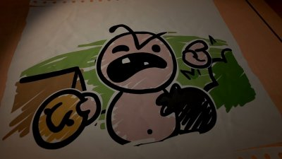 Геймплейный ролик The Legend of Bum-bo – приквела The Binding of Isaac