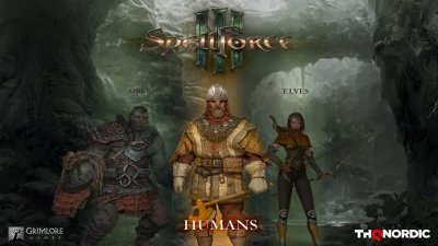 Фракция людей в SpellForce 3