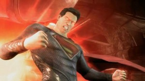 Injustice: Gods Among Us – скин Man of Steel для Супермена
