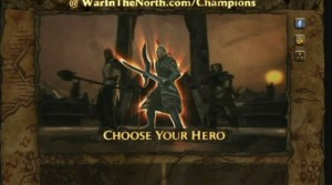 Интерактивный трейлер The Lord of the Rings: War in the North