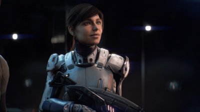Компания EA напоминает о Mass Effect: Andromeda