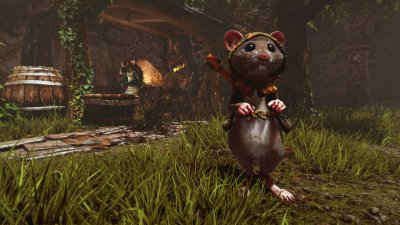 Консольный релиз Ghost of a Tale отложен