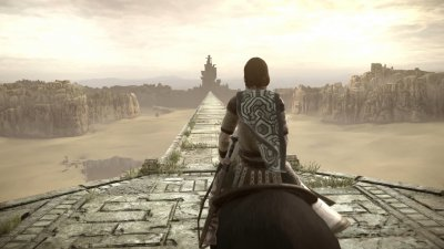 Красоты Shadow of the Colossus в трейлере с PGW