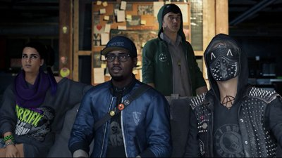 Live Action трейлер Watch Dogs 2