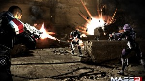 Mass Effect 3 – DLC From Ashes