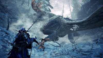 Monster Hunter World: Iceborne для PC уже доступна