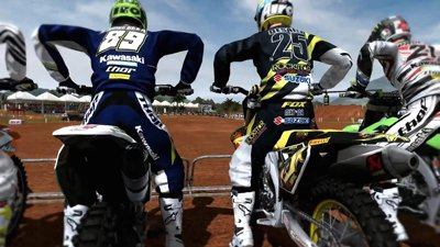 MXGP - The Official Motocross Videogame уже в продаже