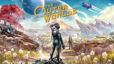 Названа дата релиза The Outer Worlds на Switch