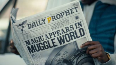 Новый трейлер Harry Potter: Wizards Unite к скорому релизу
