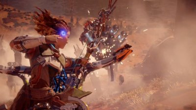 Новый трейлер Horizon Zero Dawn с PlayStation Experience 2016