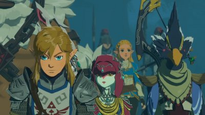 Новый трейлер Hyrule Warriors: Age of Calamity с TGS 2020