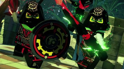 Новый трейлер LEGO Ninjago Movie Video Game
