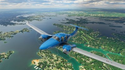 Новый трейлер Microsoft Flight Simulator