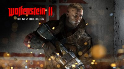 Раскрыты системные требования Wolfenstein II: The New Colossus