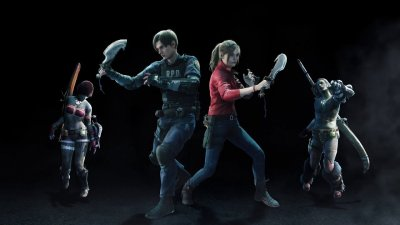 Персонажи Resident Evil 2 заглянут в Monster Hunter World: Iceborne
