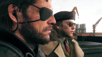 Первые оценки Metal Gear Solid V: The Phantom Pain