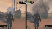 PhysX в Assassin's Creed 4: Black Flag
