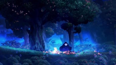 Пролог к Ori and The Blind Forest
