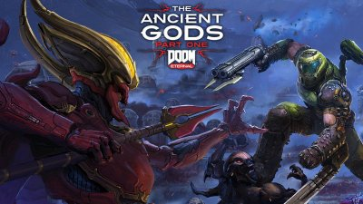 Релиз дополнения DOOM Eternal: The Ancient Gods, Part One