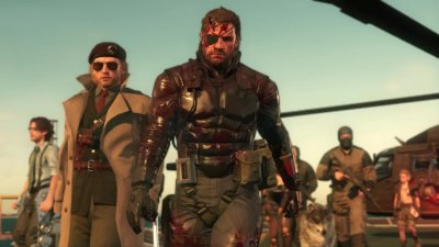 Релизный трейлер Metal Gear Solid 5 The Phantom Pain