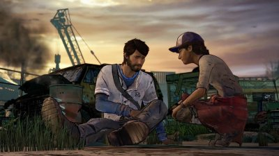 Релизный трейлер The Walking Dead: A New Frontier