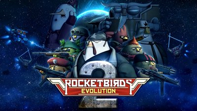Rocketbirds 2: Evolution скоро в Steam