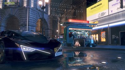 RTX Ray Tracing добрался и до Watch Dogs: Legion