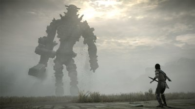 Ремастер Shadow of the Colossus показали на PSX 2017