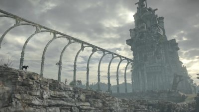 Shadow of the Colossus выйдет на PS4