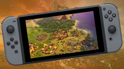 Sid Meier's Civilization VI вышла на Nintendo Switch